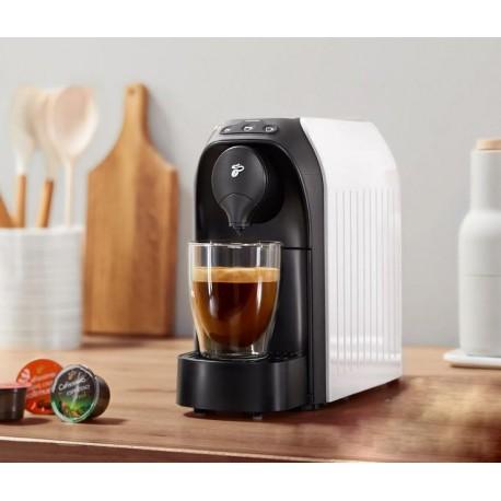 دستگاه قهوه ساز کپسولی چندکاره مدل کافیسیمو ایزی رنگ سفید چیبو   Tchibo
