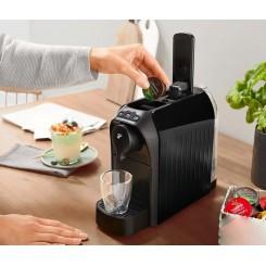 دستگاه قهوه ساز کپسولی چندکاره مدل کافیسیمو ایزی رنگ مشکی چیبو | Tchibo