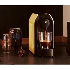 دستگاه قهوه ساز کپسولی چندکاره مدل کافیسیمو ایزی رنگ زرد چیبو | Tchibo