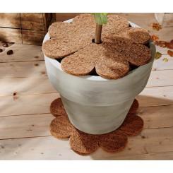 پک 2 عددی زیرگلدانی و محافظ گیاه چیبو | Tchibo