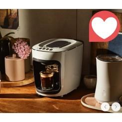 دستگاه قهوه ساز کپسولی چندکاره مدل کافیسیمو مینی رنگ سفید چیبو | Tchibo