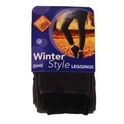 ساق شلواری پاییزه خال خالی خاکستری نوردای   nurdie