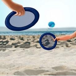 مجموعه 4 تکه بازی توپ ساحلی 2 در 1 چیبو | Tchibo