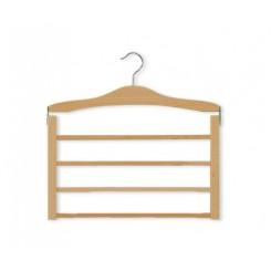 رخت آویز چوبی 4 لبه چیبو | Tchibo