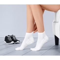 پک دوعددی جوراب ساق کوتاه دوندگی چیبو   Tchibo