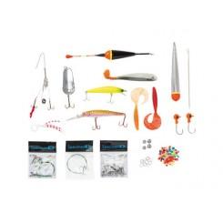 مجموعه 59 عددی ابزار ماهیگیری حرفه ای کریویت | Crivit