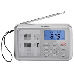 رادیو 4 موج سیلور کرست | SILVERCREST