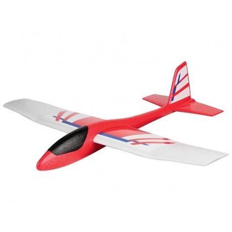 هواپیما گلایدر مدل سفید-قرمز پلی تیو   Playtive