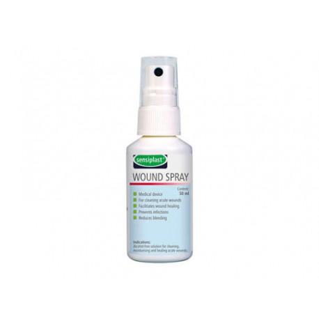 اسپری مخصوص زخم سنسی پلاست | Sensiplast
