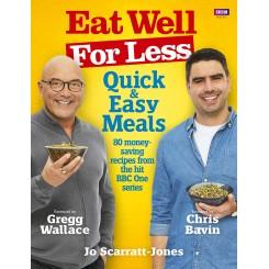 کتاب 80 دستور پخت غذای راحت و سریع به انگلیسی ایت ول فور لس | Eat Well For Less