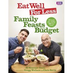 کتاب 80 دستور پخت غذای کم هزینه برای میهمانی به انگلیسی ایت ول فور لس | Eat Well For Less