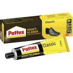 چسب کنتاکت کلاسیک چند منظوره 125 گرمی پتکس | Pattex