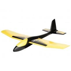 هواپیما گلایدر مدل مشکی-زرد پلی تیو | Playtive