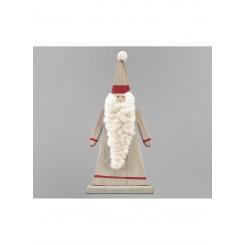 مجسمه چوبی بابانوئل بزرگ چیبو | Tchibo