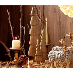 جفت دکوری های طرح درخت کریسمس چیبو | Tchibo