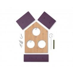 دانخوری پرنده مدل خانه چیبو | Tchibo