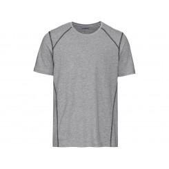 پک 2 عددی تیشرت طوسی و سفید مردانه لیورجی | LIVERGY