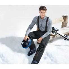 شلوار ساس بنددار اسکی مردانه چیبو | Tchibo