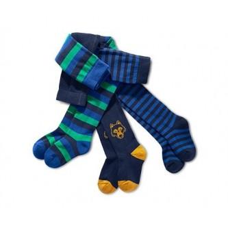 پک سه تایی جوراب شلواری بچه گانه چیبو | Tchibo