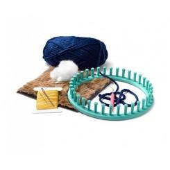 کیت آسان بافت کلاه چیبو | Tchibo