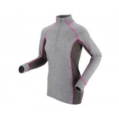 تیشرت پشم مرینو ورزشی زنانه چیبو | Tchibo