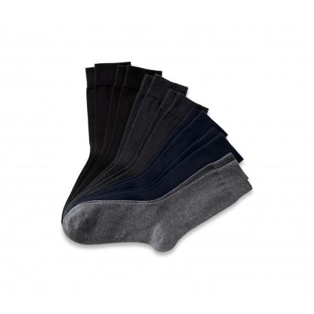 پک 7 تایی جوراب ساق بلند مردانه چیبو   Tchibo