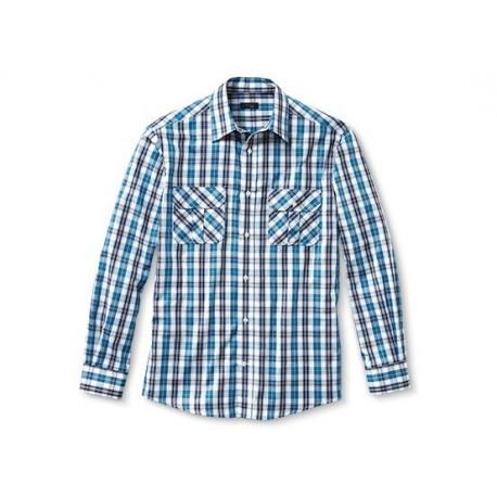 پیراهن چهارخونه مردانه چیبو   Tchibo