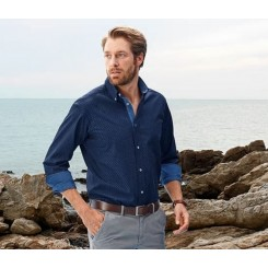 پیراهن آستین بلند مردانه چیبو | Tchibo