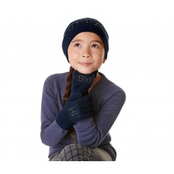 ست دستکش و کلاه دخترانه چیبو | Tchibo