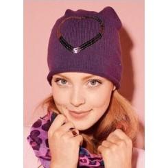 کلاه بافت زنانه چیبو | Tchibo