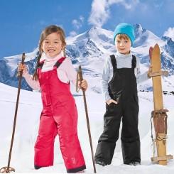 شلوار پیش بندی اسکی بچه گانه لوپیلو | Lupilu