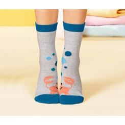 پک دوتایی جوراب ساق بلند بچه گانه چیبو | Tchibo