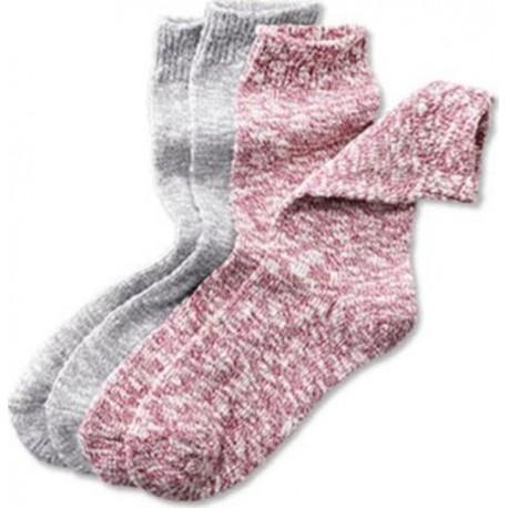 پک دوتایی جوراب پشمی ساق بلند زنانه چیبو | Tchibo