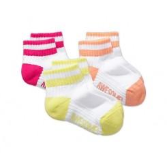 پک سه تایی جوراب ساق کوتاه بچه گانه چیبو | Tchibo