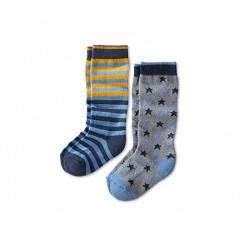 پک دوتایی جوراب زانویی بچه گانه چیبو | Tchibo