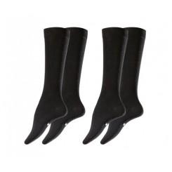 پک دوتایی جوراب زانویی زنانه چیبو | Tchibo