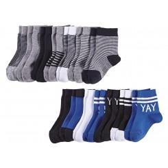 پک هفت تایی جوراب ساق بلند بچه گانه لوپیلو | Lupilu