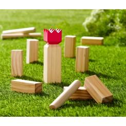 بازی شطرنج وایکینگ کوب مدل چوبی چیبو | Tchibo