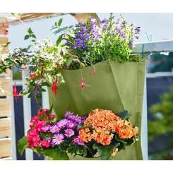 پک دوتایی گلدان پارچه ای دیواری چیبو | Tchibo