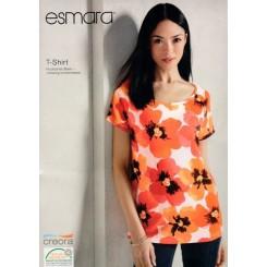 تیشرت طرح دار زنانه اسمارا | Esmara