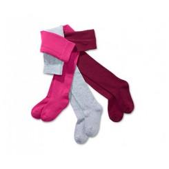 پک سه تایی جوراب شلواری دخترانه چیبو | Tchibo