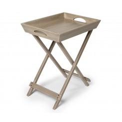میز چوبی تاشو 2 در 1 چیبو | Tchibo
