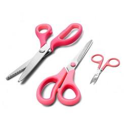 پک سه تایی قیچی خیاطی چیبو | Tchibo