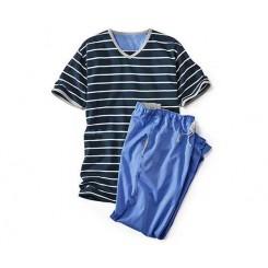 ست تیشرت و شلوار راحتی مردانه چیبو | Tchibo