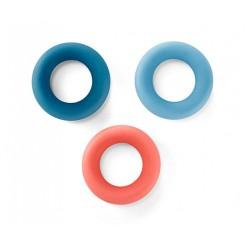 پک سه تایی حلقه لاستیکی تقویت کننده دست چیبو | Tchibo