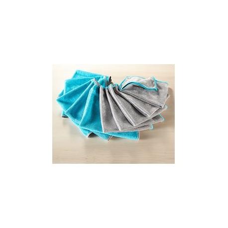 پک 10 تایی دستمال میکروفایبر چند منظوره چیبو | Tchibo