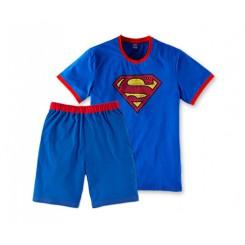 ست تیشرت و شلوارک طرح سوپرمن چیبو |Tchibo