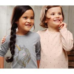 پک دو عددی تیشرت دخترانه چیبو|Tchibo