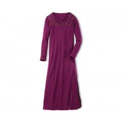 لباس خواب بلند گیپوردار زنانه چیبو | Tchibo