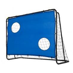 کیت کامل دروازه و صفحه هدف گیری توپ فوتبال چیبو | Tchibo